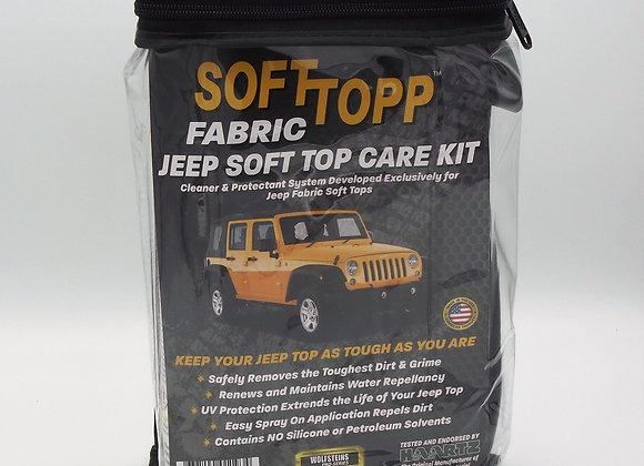 RaggTopp Jeep Top Care Kit