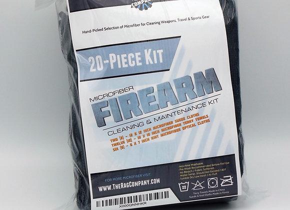 20-Piece Firearm Cleaning Kit