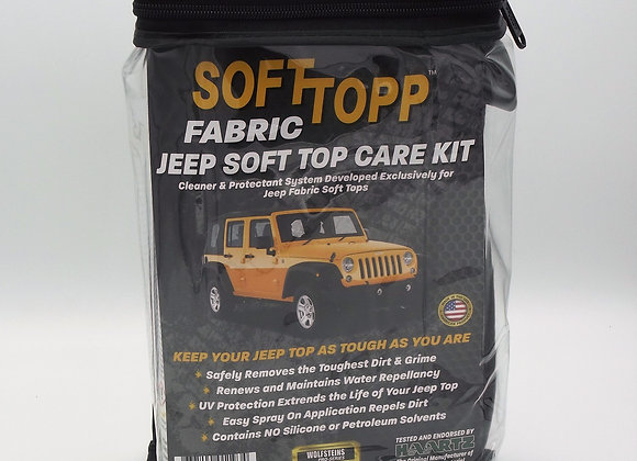 RaggTopp Convertible Fabric Top Kit