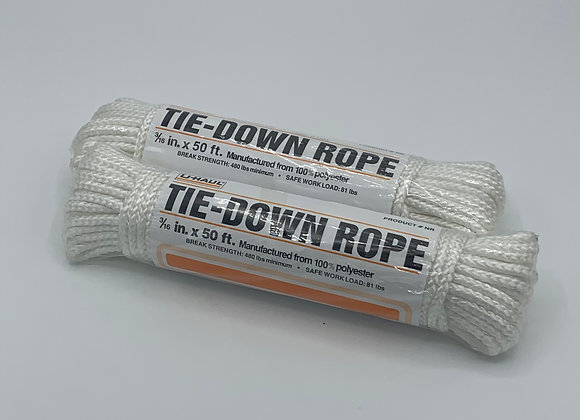 Tie Down Ropes