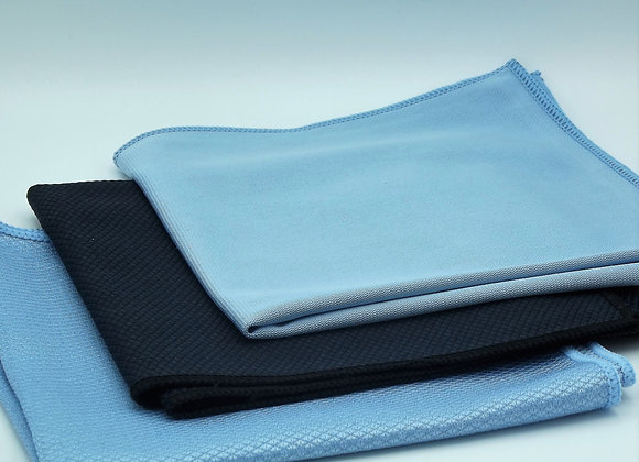 Diamond Microfiber Glass & Window Towel