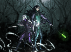 Keeper and Archmage
