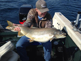 From Coho's to Lake Trout