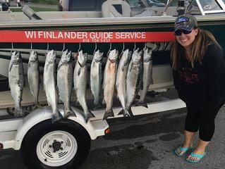 Pre Salmon A Rama Scouting