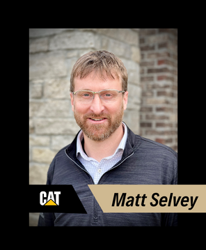 Boilermaker Alumni are Building a Better World at Caterpillar | Matt Selvey