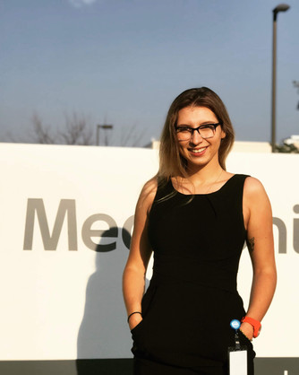 Making Strides with Medtronic, Meet Viktoryia