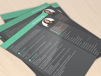 5 steps to market yourself with a creative resume