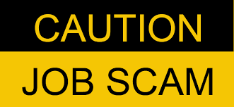 How to spot fraudulent job postings