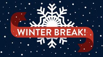 CCO winter break to-do list