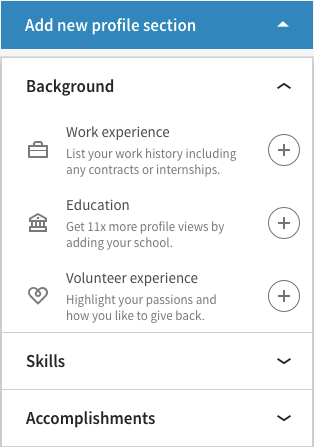 Getting to know the new LinkedIn