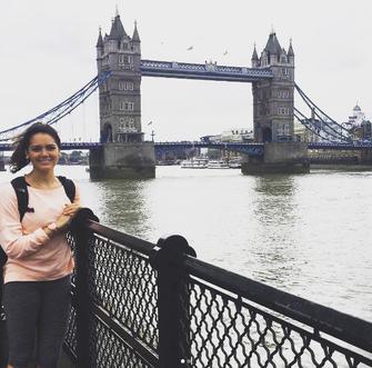 From La Grange to London, meet Meagan Finucane