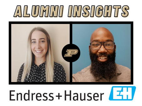 Purdue Alumni Give the Inside Scoop on Endress+Hauser