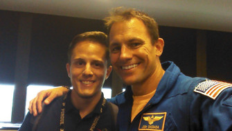 Reaching for the stars at NASA, meet Forrest Son