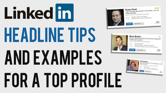 How to write a LinkedIn headline that attracts recruiters