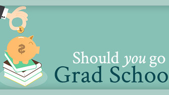 Thinking about grad school?