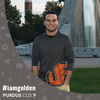 #IAMGOLDEN Student feature: Matt Tornquist