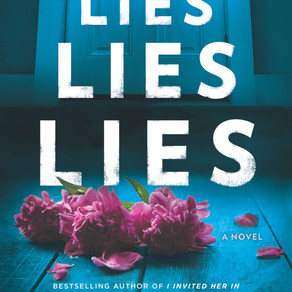 BLOG TOUR - LIES LIES LIES