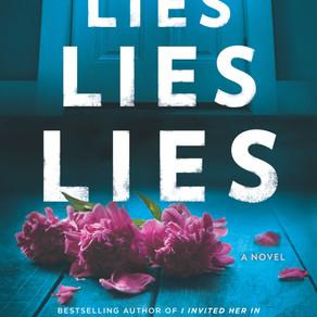 BLOG TOUR - LIES LIES LIES