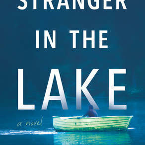 BLOG TOUR - STRANGER IN THE LAKE