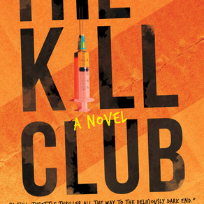 BLOG TOUR - THE KILL CLUB *****