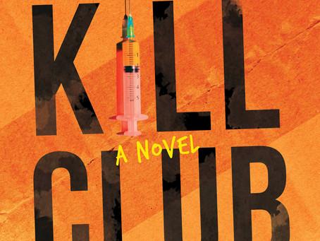 BLOG TOUR - THE KILL CLUB *****