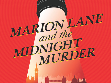 BLOG TOUR - MARION LANE