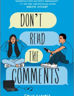 BLOG TOUR - DON'T READ THE COMMENTS **