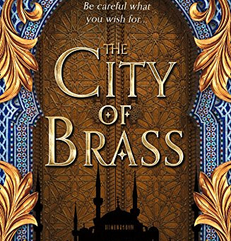THE CITY OF BRASS ****