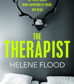 BLOG TOUR - The Therapist