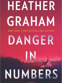 BLOG TOUR - Danger in Numbers