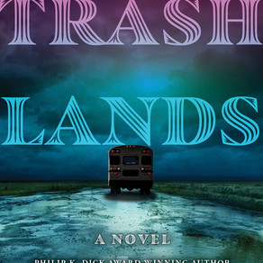BLOG TOUR - Trashlands