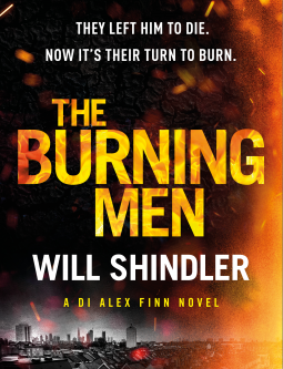 THE BURNING MEN - *****