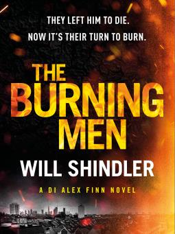 THE BURNING MEN - *****