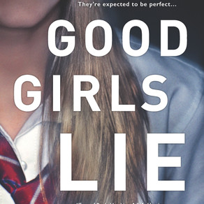 BLOG TOUR - GOOD GIRLS LIE ****
