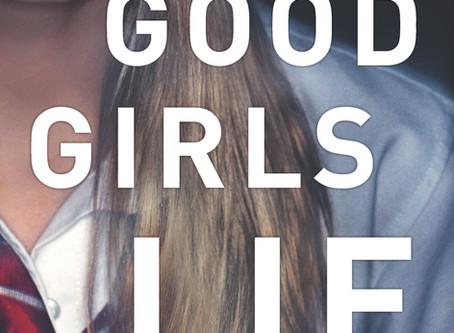 BLOG TOUR - GOOD GIRLS LIE ****