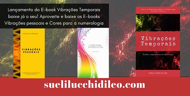 E-book Vibrações Temporais