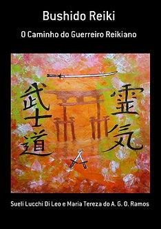 Capa do Livro Bushido Reiki