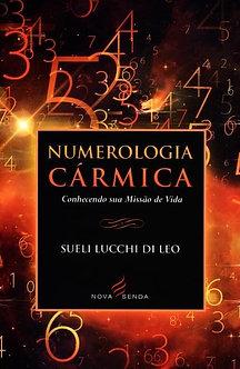 Livro Numerologia Cármica - Conhecendo sua Missão de Vida