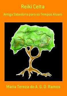 Capa do Livro Reiki Celta - Antiga Sabedoria para os Tempos Atuais
