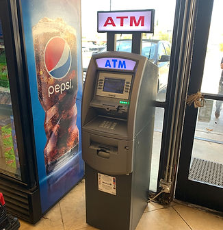 We placed this ATM in a business for FREE
