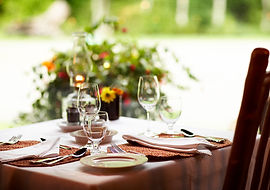 Tabla restaurante