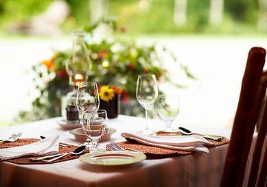 Table des restaurants