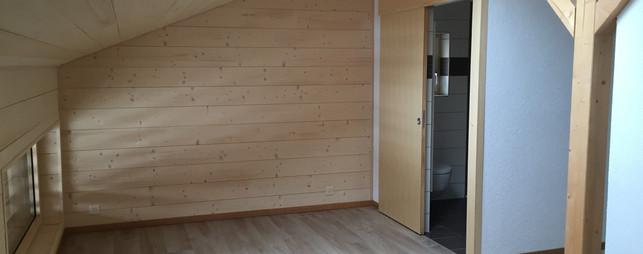 Aménagement de 2 appartements _ Le Sépey