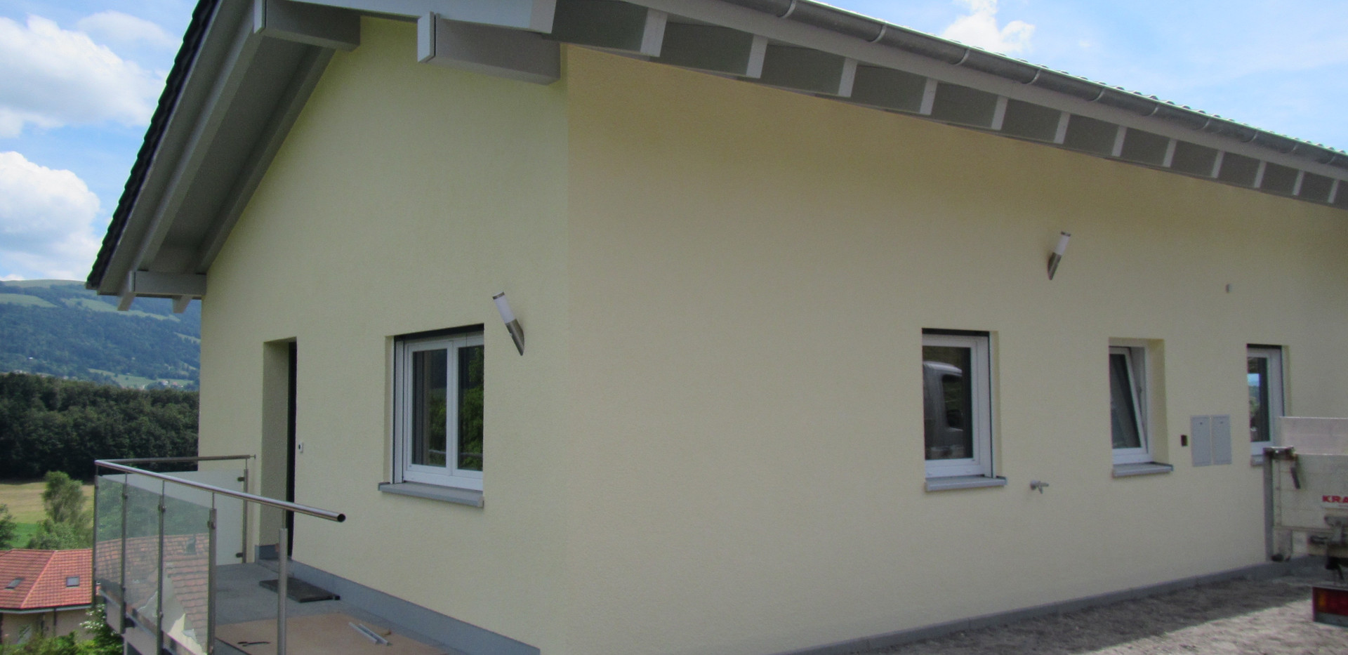 Maison individuelle _ La Verrerie