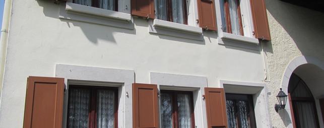Création d'un 2ème appartement _ Savigny