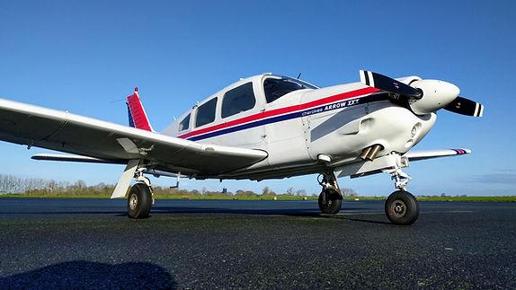 PA28 ARROW 3 PA28R Aeroclub saint brieuc armor ACSBA F-HTSY