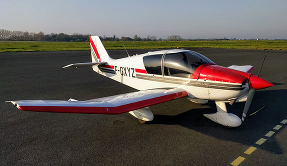 DR400 Aeroclub saint brieuc armor ACSBA F-GXYZ