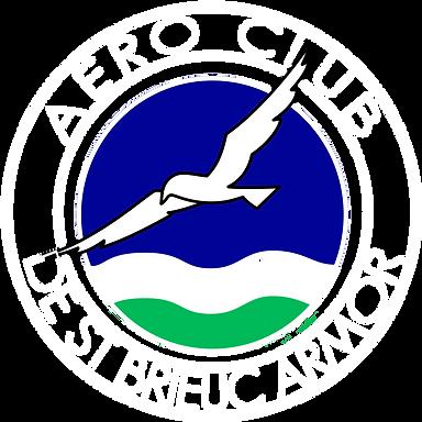 Logo aeroclub Saint Brieuc Armor ACSBA