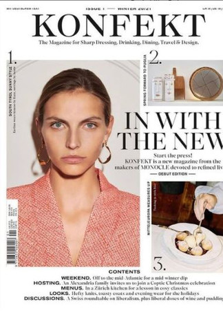 konfekt magazine