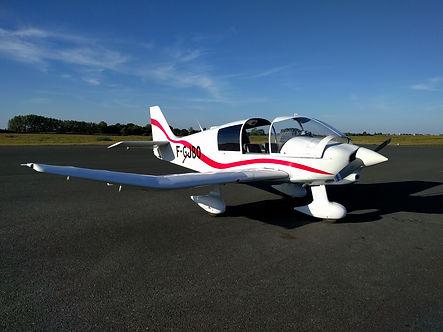 DR400 160 Aeroclub saint brieuc armor ACSBA F-GJBO